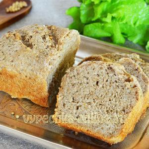 Хлеб с кориандром