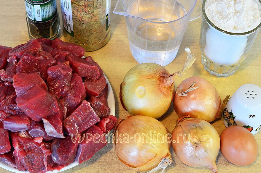 Домашние пельмени с мясом