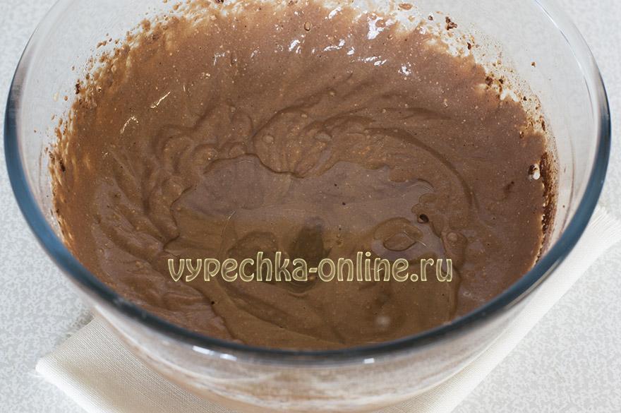 Шоколадный пудинг в домашних условиях