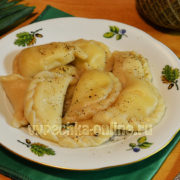 Вареники с картошкой и луком