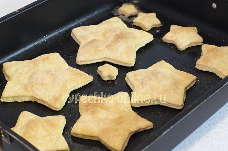 Печенье со сливочным кремом