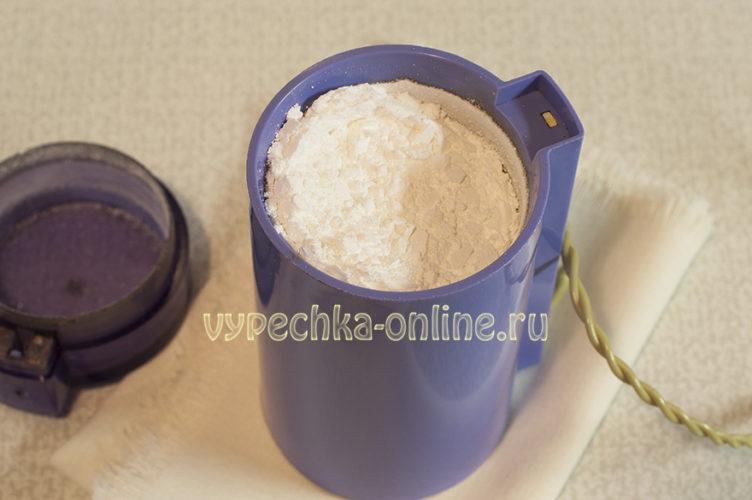 Белково-сахарная глазурь