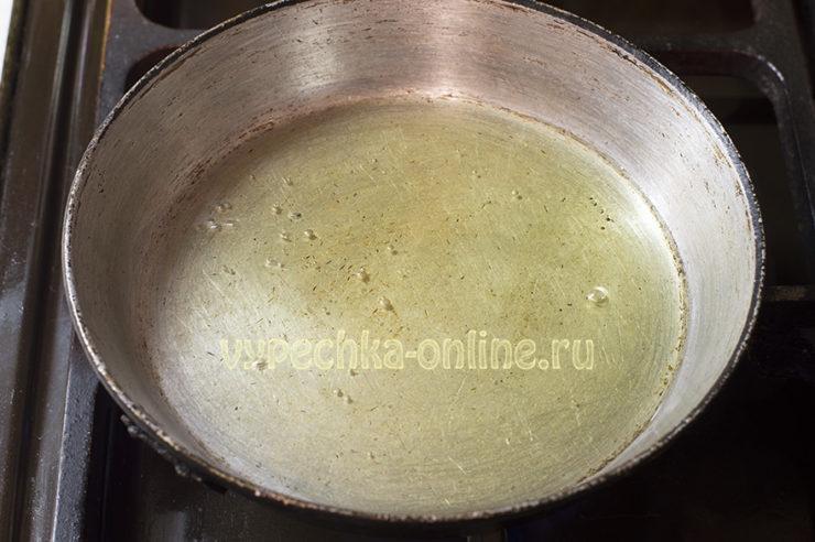 Пудинг из манки без выпечки