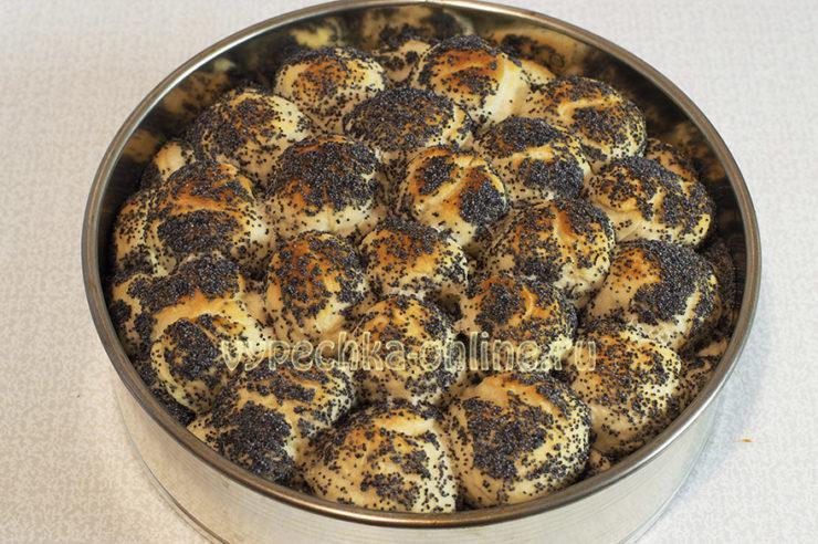 Хлеб с маком в духовке