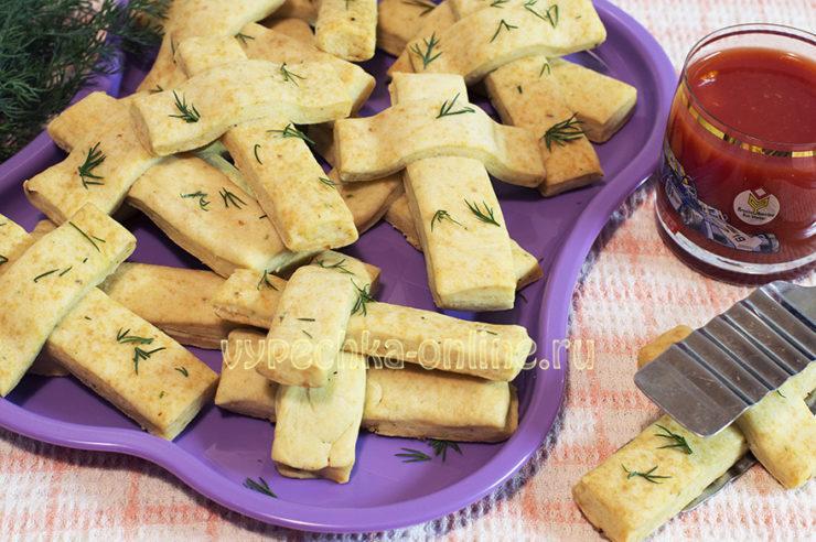 Печенье кресты на крестопоклонной