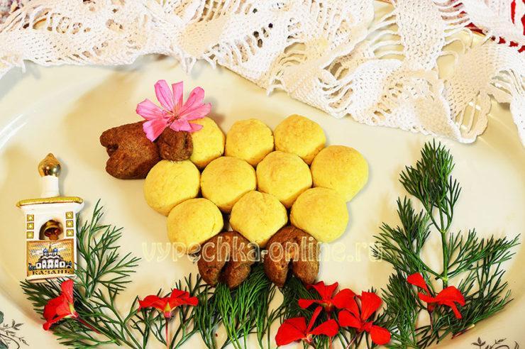 Печенье Барашки