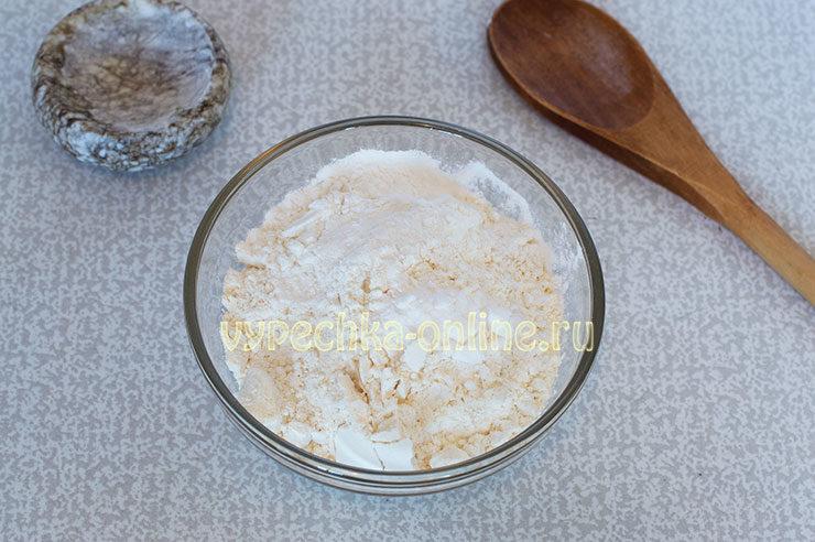 Печенье Лесенки постное