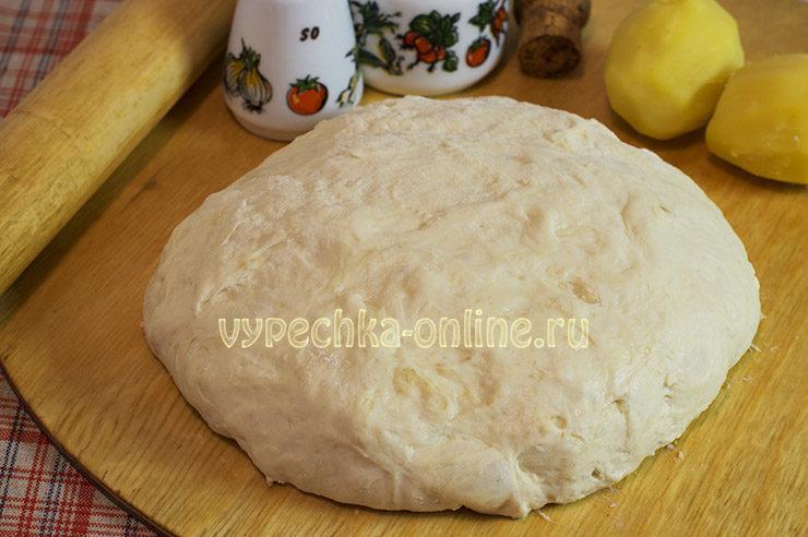 Пирожки в духовке с сухими дрожжами рецепт пышные32
