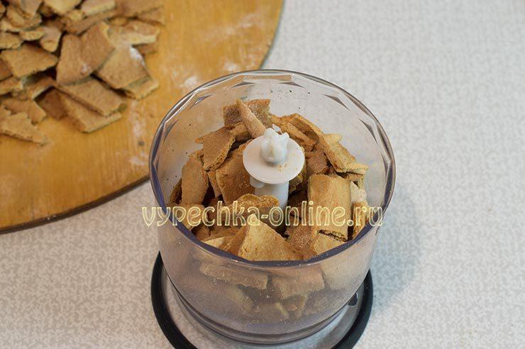 Торт медовый из тонких коржей
