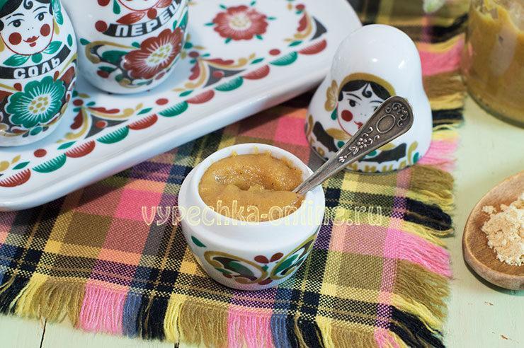 Как сделать горчицу в домашних условиях