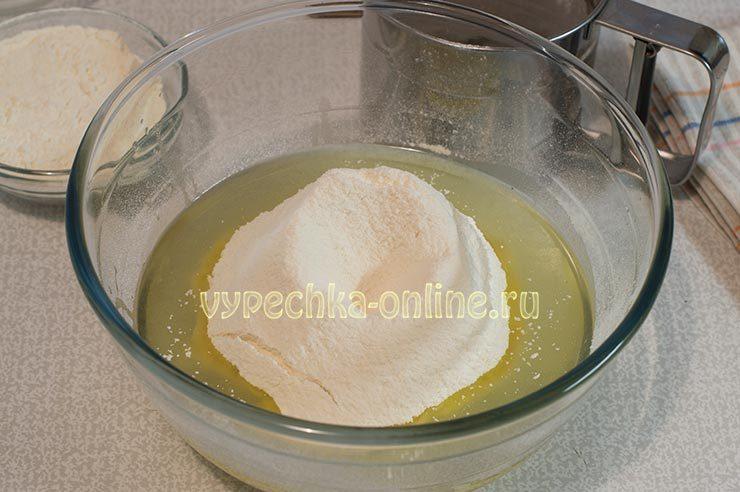 Печенье на картофельном отваре