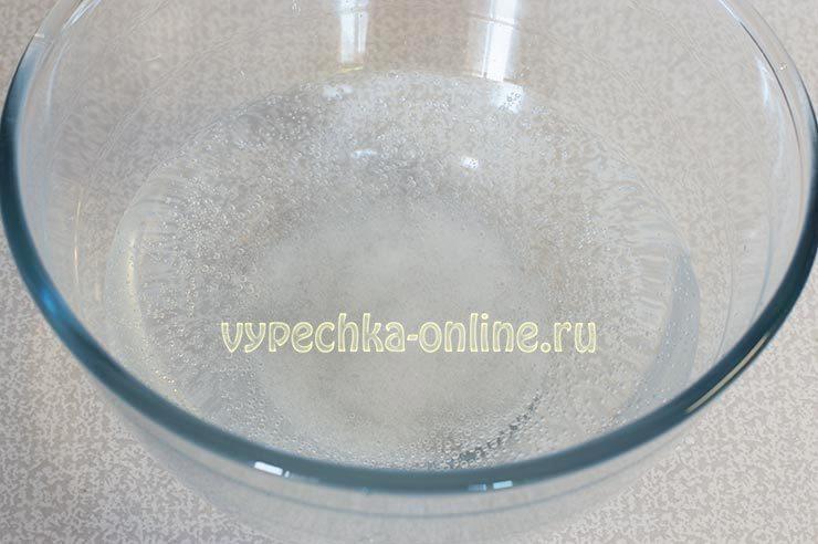 Тесто для вареников с картошкой на минеральной воде