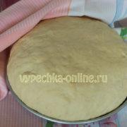Тесто на булочки на молоке дрожжевое рецепт с фото