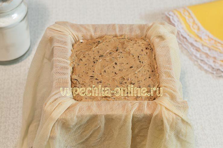 как приготовить пасху из творога в домашних условиях простой рецепт