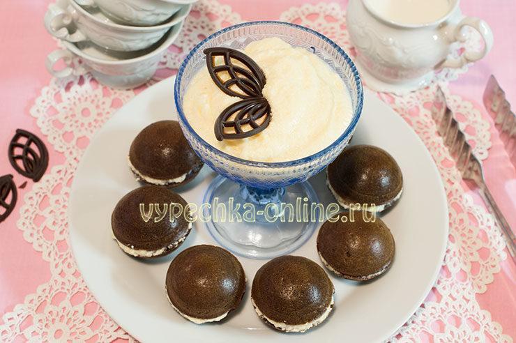 Shokoladnye keksy v silikonovykh formochkakh retsept s foto 2