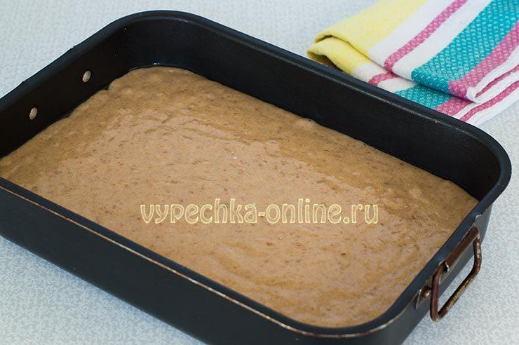 бисквит с вареньем на скорую руку рецепт с фото