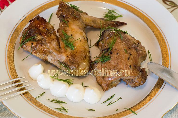 Как мариновать курицу в соевом соусе