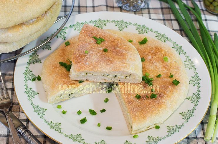 хачапури с сыром рецепт в духовке