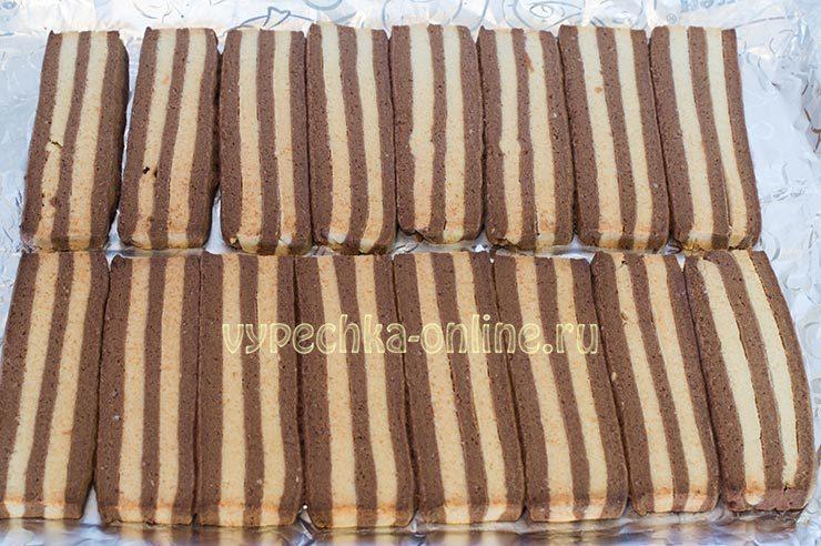 самое вкусное и простое песочное печенье домашнее рецепт