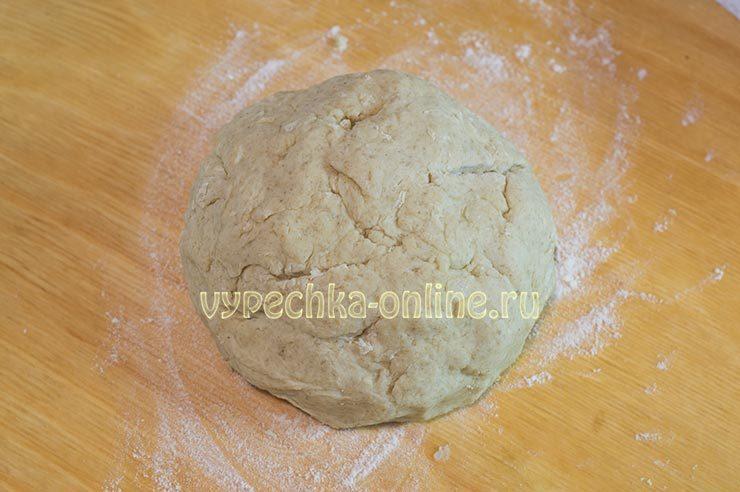 рецепт пирога с курицей в духовке