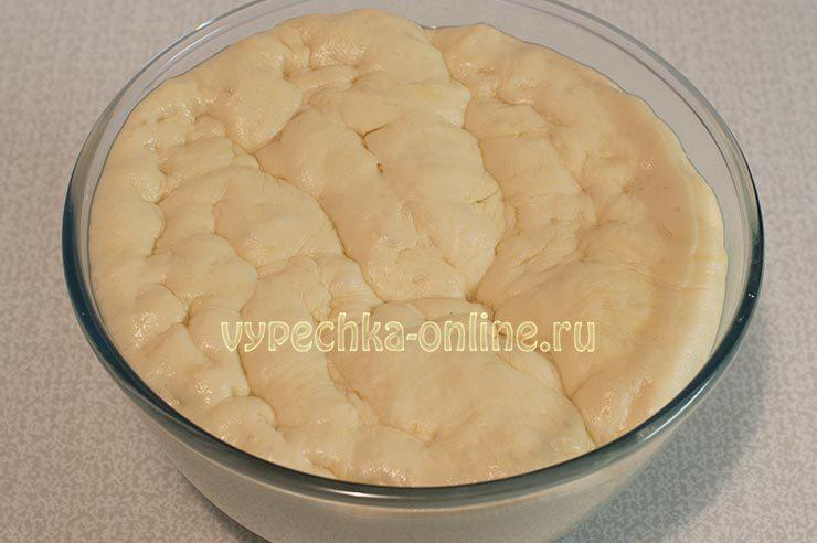 хачапури с сыром и творогом рецепт с фото на сковороде