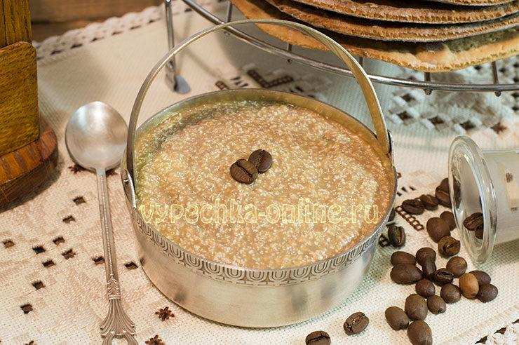 заварной крем для торта в домашних условиях пошаговый рецепт с фото
