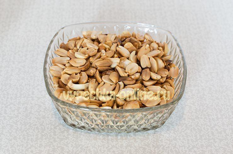 как сделать арахисовую пасту в домашних условиях