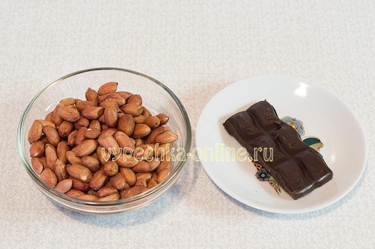 шоколадная арахисовая паста в домашних условиях рецепт