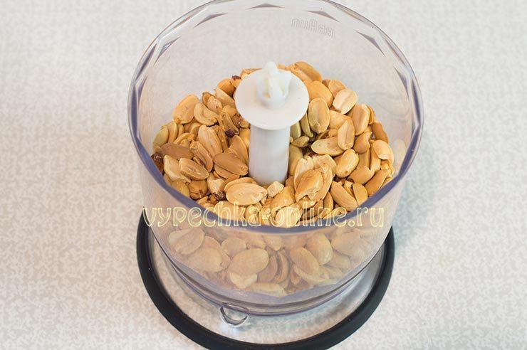 как приготовить арахисовую пасту в домашних условиях с шоколадом