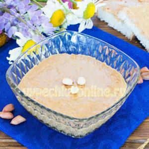 арахисовая паста в домашних условиях рецепт с фото