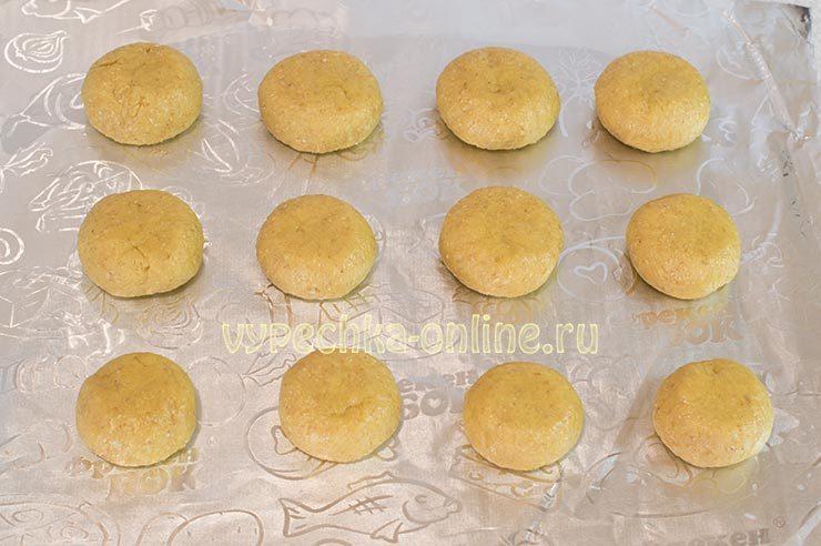 овсяное печенье рецепт из овсяных хлопьев