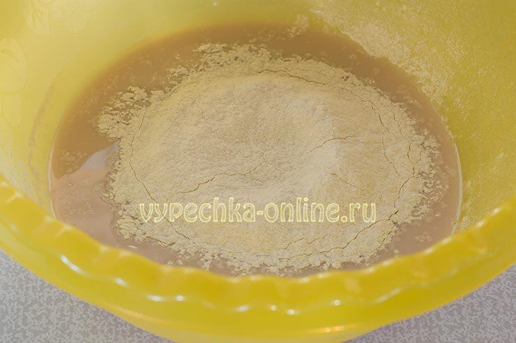 как сделать постное дрожжевое тесто для пирожков