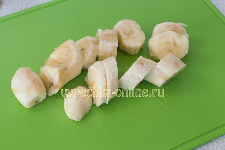 как сделать смузи из киви и банана