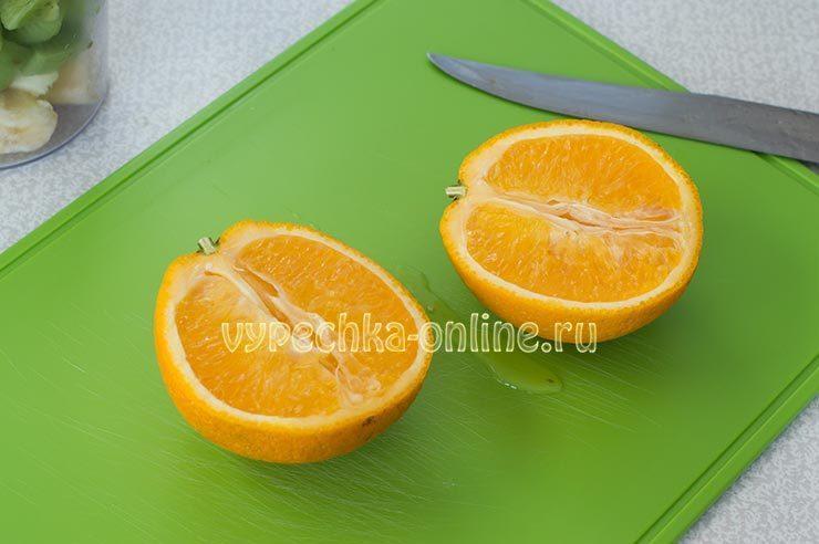рецепт фруктового смузи