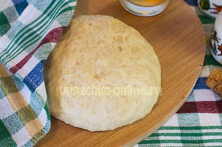 Мягкое песочное тесто рецепт