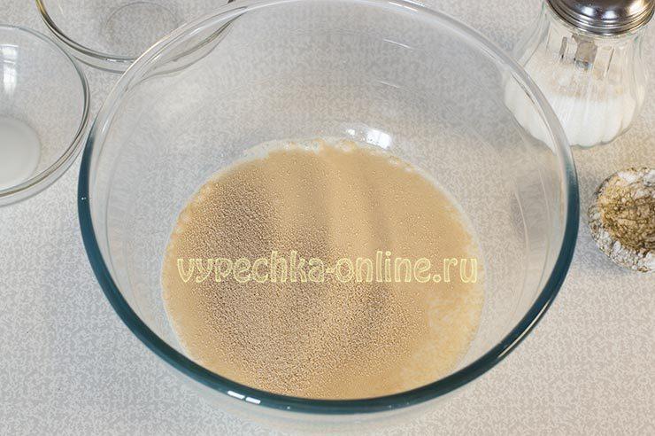 плюшка московская рецепт по госту