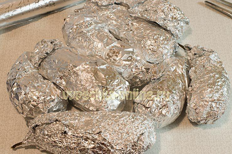 Баклажанная икра на зиму пошаговый рецепт с фото