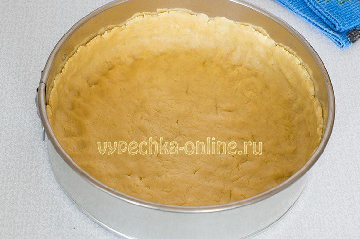 Творожный чизкейк с выпечкой рецепт с фото