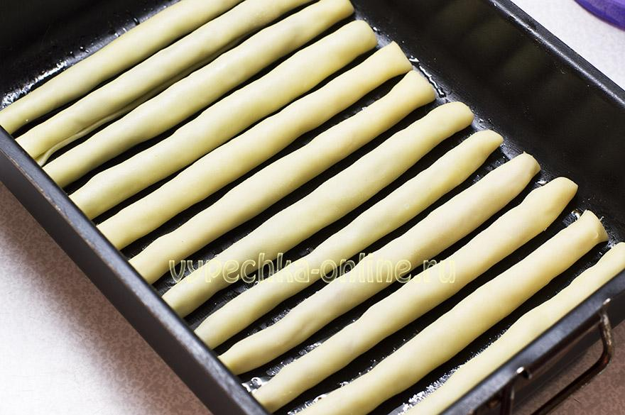 Печенье Карандаши