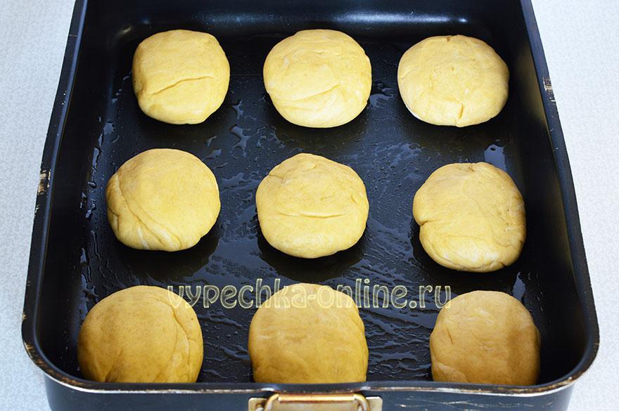 Овсяные булочки