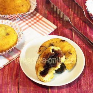 Пончики с вареньем