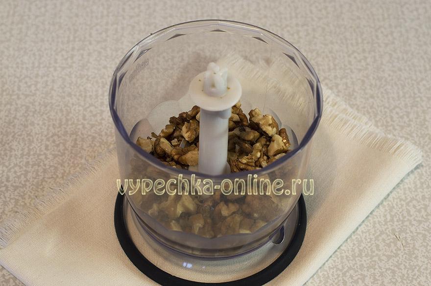 Ореховое масло из грецких орехов