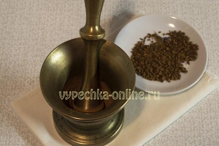 Сырники из мягкого творога с кофе