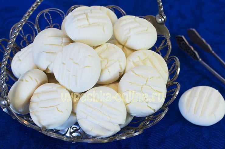 Печенье из сгущенки на скорую руку