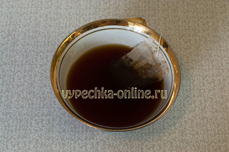 Tresnutoe shokoladnoe pechen'ye Shag 5