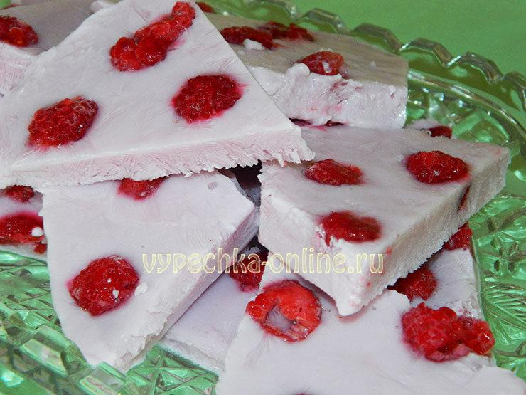 Легкие летние десерты без выпечки