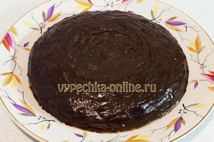 Торт Прага рецепт по ГОСТу СССР