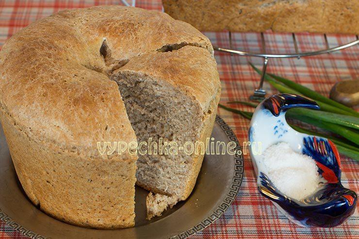 Полбяная мука рецепты хлеба