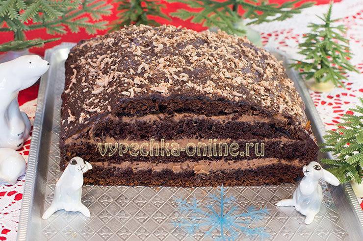 Пражский торт вкусный рецепт