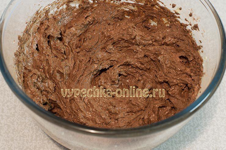 Шоколадный крем из сливочного масла